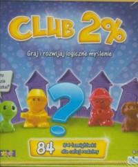 Club 2%. Graj i rozwijaj logiczne myślenie - zdjęcie zabawki, gry