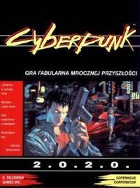 Cyberpunk 2020. Gra fabularna mrocznej przyszłości - okładka książki