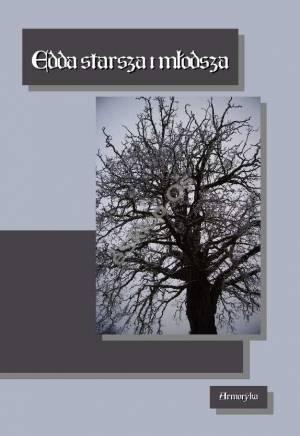 Edda starsza i młodsza - okładka książki