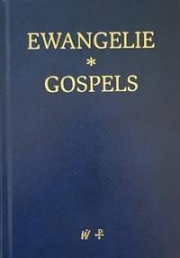 Ewangelie. Gospels (+ CD) - Wydawnictwo - okładka książki