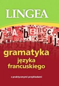 Gramatyka języka francuskiego z - okładka podręcznika