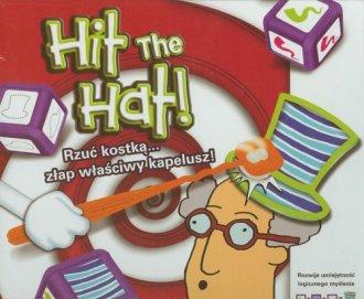 Hit the Hat. Rzuć kostką? Złap - zdjęcie zabawki, gry