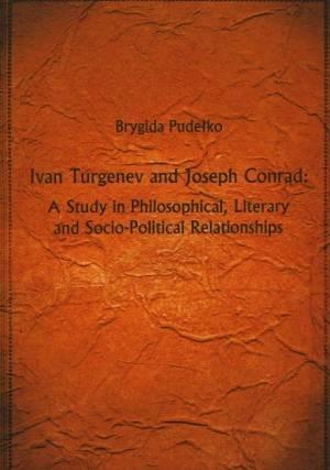 Ivan Turgenev and Joseph Conrad: - okładka książki