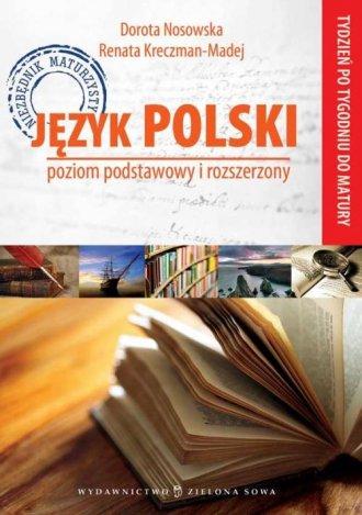 Język polski. Poziom podstawowy - okładka podręcznika