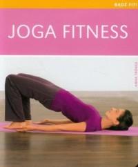 Joga fitness - okładka książki