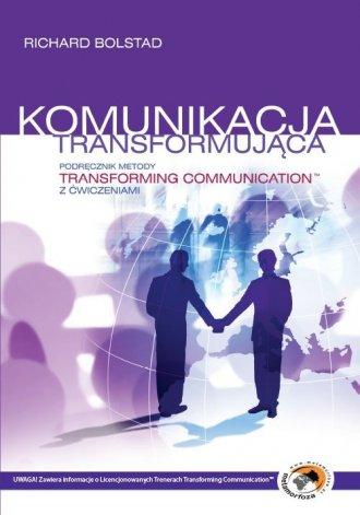 Komunikacja transformująca. Podręcznik - okładka książki