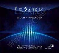 Leżajsk - muzyka organowa (CD) - okładka płyty