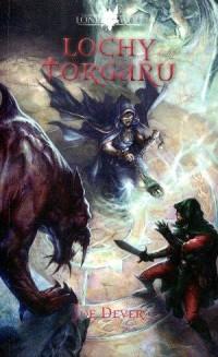 Lochy Torgaru. Lone Wolf. Księga 10 - okładka książki