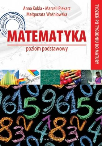 Matematyka. Tydzień po tygodniu - okładka podręcznika