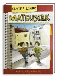 okładka książki - Mateuszek