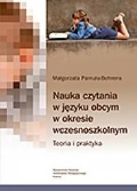 Nauka czytania w języku obcym w - okładka książki