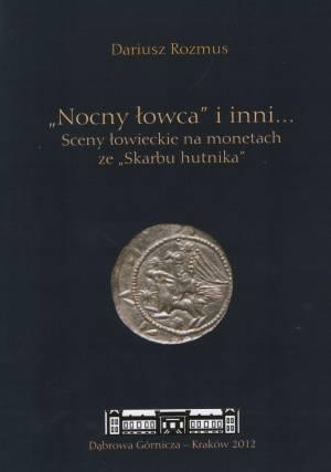 Nocny łowca i inni... Sceny łowieckie - okładka książki