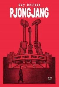 Pjongjang - okładka książki