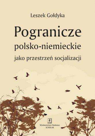 Pogranicze polsko-niemieckie jako - okładka książki