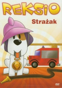 Reksio Strażak (DVD) - okładka filmu