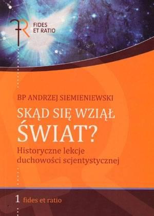 Skąd się wziął świat? Historyczne - okładka książki