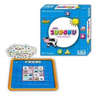 Sudoku junior - zdjęcie zabawki, gry