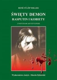 Święty Demon. Rasputin i kobiety - okładka książki