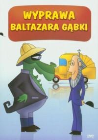 Wyprawa Baltazara Gąbki (DVD) - okładka filmu