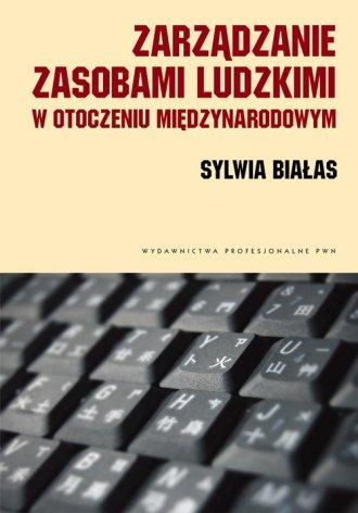 Zarządzanie zasobami ludzkimi w - okładka książki