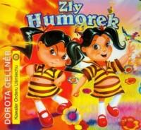 Zły humorek - okładka książki