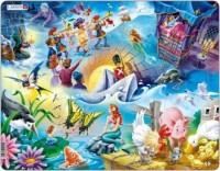 Baśnie Andersena (puzzle) - zdjęcie zabawki, gry