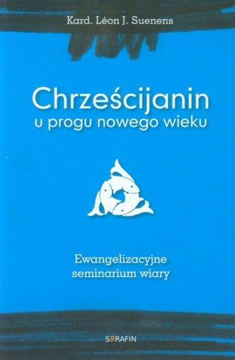 Chrześcijanin u progu nowego wieku. - okładka książki