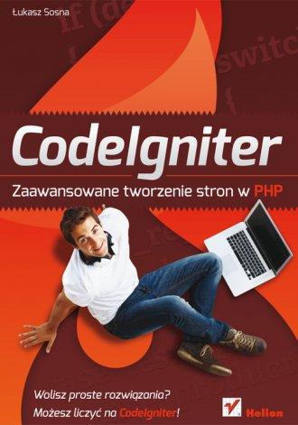 CodeIgniter. Zaawansowane tworzenie - okładka książki