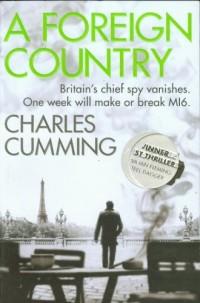 Foreign Country - okładka książki