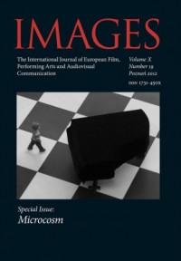 Images vol. X nr 19. The International Journal of European Film, Performing Arts and Audiovisual Communication - okładka książki