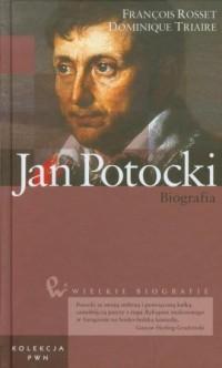 Jan Potocki. Seria: Wielkie biografie cz. 13 - okładka książki