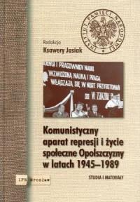 Komunistyczny aparat represji i - okładka książki