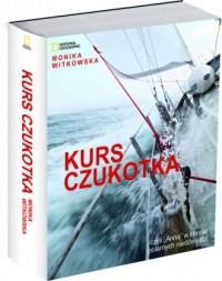 Kurs Czukotka - okładka książki