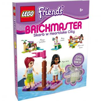LEGO Friends Brickmaster. Skarb - zdjęcie zabawki, gry