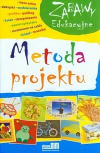Metoda projektu (+ CD) - okładka książki