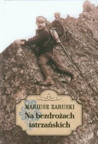 Na bezdrożach tatrzańskich - okładka książki