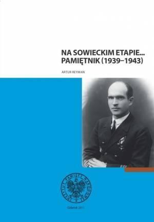 Na sowieckim etapie... Pamiętnik - okładka książki