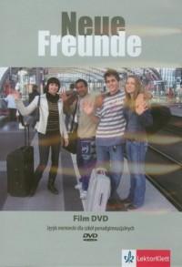 Neue Freunde. Film DVD - Język - pudełko audiobooku