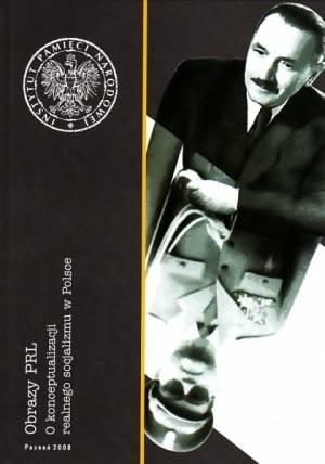 Obrazy PRL. O konceptualizacji - okładka książki