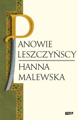 Panowie Leszczyńscy - okładka książki