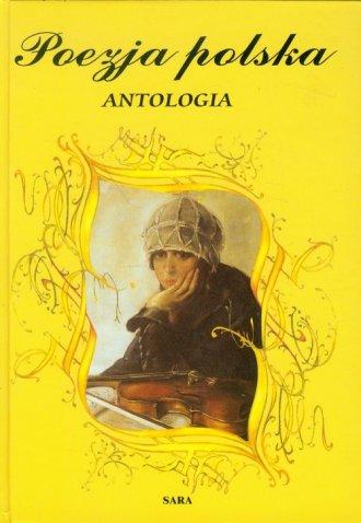 Poezja polska. Antologia w szkole - okładka książki