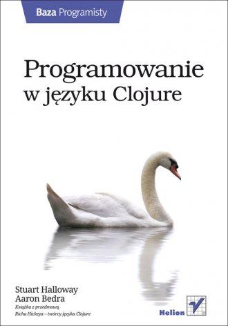 Programowanie w języku Clojure - okładka książki