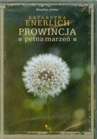 Prowincja pełna marzeń - pudełko audiobooku