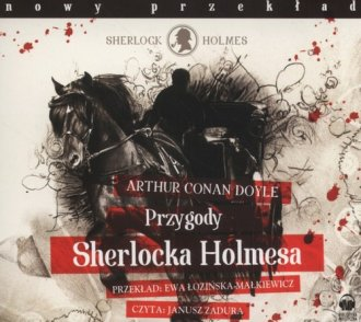 Przygody Sherlocka Holmesa (CD - pudełko audiobooku