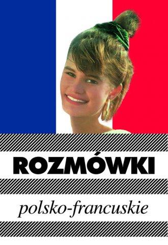 Rozmówki polsko-francuskie - okładka książki