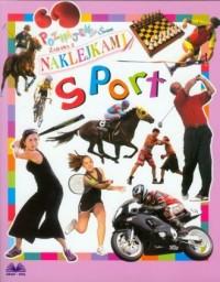 Sport. Naklejki - okładka książki