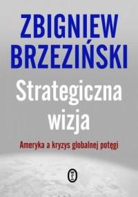 okładka książki - Strategiczna wizja