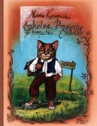 Szkolne przygody Pimpusia Sadełko - okładka książki