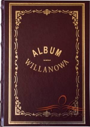 Willanów. Album widoków i pamiątek - okładka książki