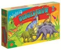Wyścig dinozaurów - Wydawnictwo - zdjęcie zabawki, gry